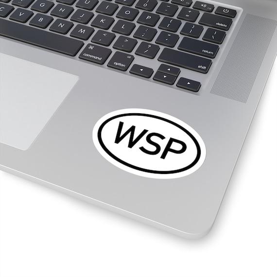 WIDESPREAD PANIC Stickers - WSP Sticker - Vinyl Stickers - Fan Art - Gift  For Deadhead or Panicfan