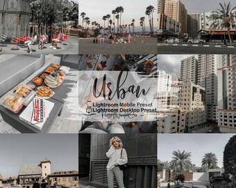 Urban preset   Etsy