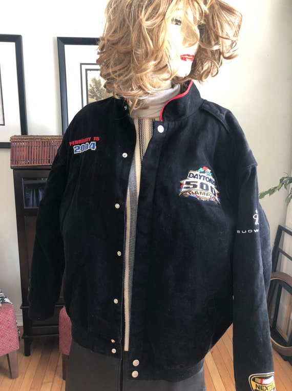 Nascar Collectible Jacket