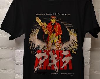 005abed95 AKIRA T-Shirt, AKIRA Shirt, Anime T Shirt, Manga T Shirt, AKIRA Clothing, Japan  Tee Unisex Adult Clothing Tee