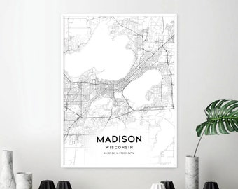 Madison wi map | Etsy on nashville tn map, long beach ca map, dane county area map, madison area map, madison wisconsin, directions to madison capitol square map, rockford il map, badlands state map, madison canada map, wisconsin map, madison washington map, uw health map, madison state street logo, columbia sc map, bismarck nd map, madison central layout, city of madison map, mobile al map, fargo nd map, norfolk va map,