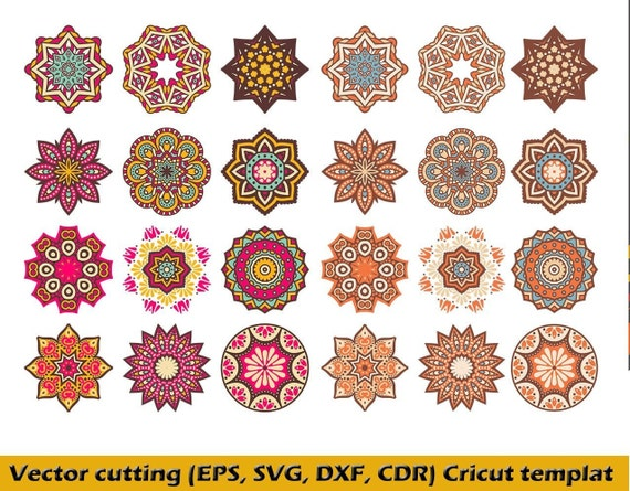 CNC Vector DXF-CDR AI  Art file DXF of PLASMA Laser ROUTER Cut