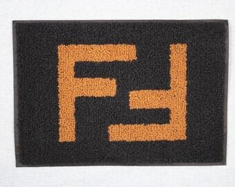 ec6001d6303a02 9.1   x 6.3   Emblem Towel Embroidery Patch Emblem Badge Embroidery Patch  Emblem Sew On Patch Top Quality Fashion Brand Applique