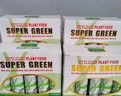 40 Bottles of Super Green Green Lucky Bamboo Fertilizer Plant Food