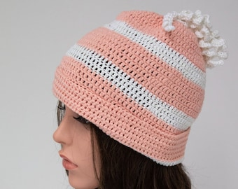 ebde80c2414 Warm Winter Hat Personalized gift for young