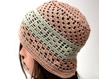 f1412fe9684 Women s Knit Soft Spring Hat. DemivaArt.  34.56 FREE shipping. Favorite.  Add to