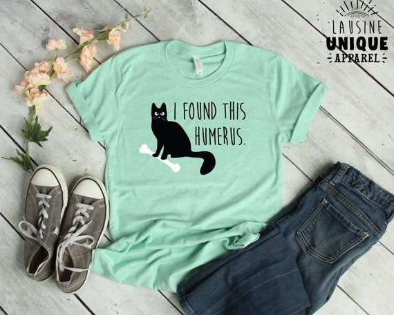 40e6ebc48 I Found This Humerus Funny Cat Shirt For Women Cat Lover | Etsy