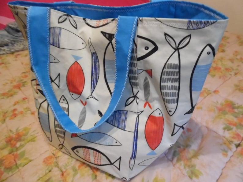 Large bag or beach bag