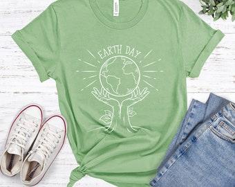 Stop Climate Change Kids Boys T-Shirt Save The World Green Global Warming Vegan