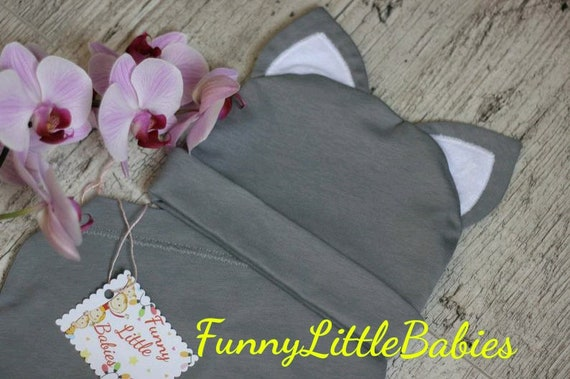 Cocoon Wrap Cat Cocoon Swaddle Sack Cocoon Baby Kitten Etsy
