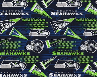 Seattle Seahawks Fabric by the Yard 6bb08b65d