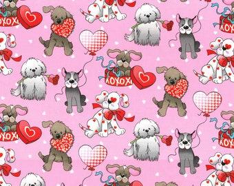 Valentines Fabric Etsy