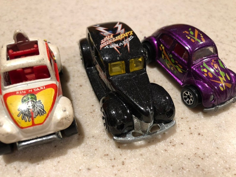 Hot wheels fun cars from the 1980/'s
