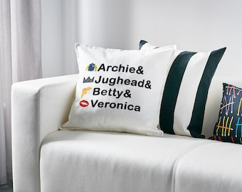 Riverdale Pillow Etsy
