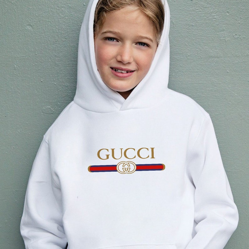 1335b329e15 Gucci Inspired Hoodie Fashion Gift For Her Him Birthday
