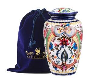 Cremation urn | Etsy