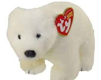 TY Beanie Baby - ICEPACK the Polar Bear (6.5 inch) 1f3b8abbc9f4