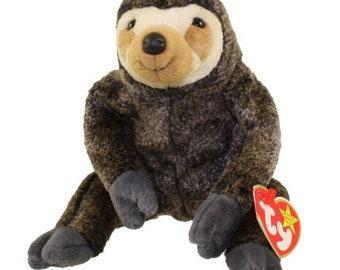 6aa876981df TY Beanie Baby - SLOWPOKE the Sloth (5.5 inch)