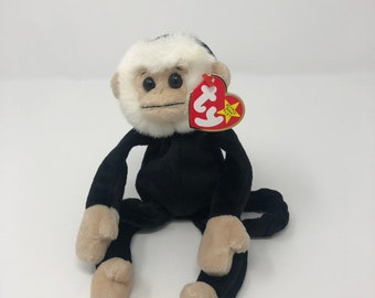60fa658b578 TY Beanie Baby - MOOCH the Spider Monkey