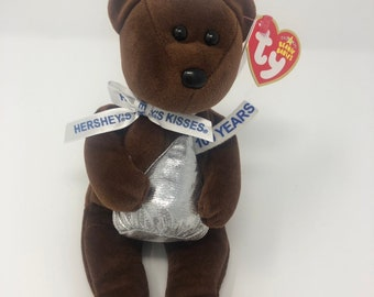 1db8888d7b8 TY Beanie Baby - COCOA BEAN the Hershey Bear (8.5 inch) (Walgreen s  Exclusive)
