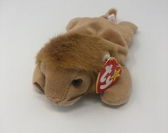 8ec81ae19f6 TY Beanie Baby - ROARY the Lion