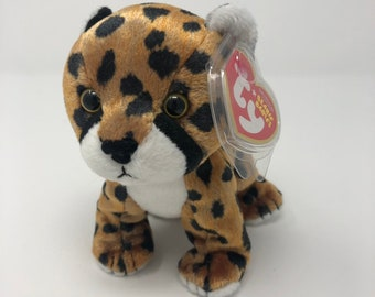 Stuffed Cheetah Etsy