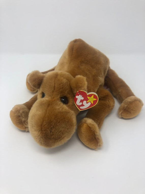 8597878ecfd TY Beanie Buddy HUMPHREY the Camel 11 inch