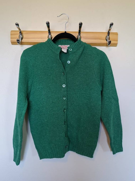 Fall River Knitting Mills Vintage Cardigan