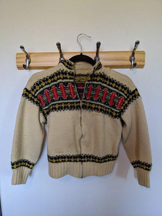 Vintage Handmade Cardigan