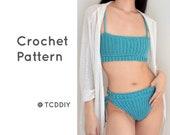 Crochet Bikini PDF Pattern
