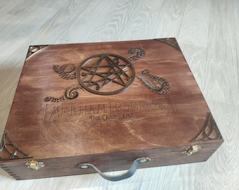 Arkham horror LCG Campaign Box sleeved or un-sleeved cards