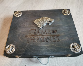 Game of Thrones LCG Campaign Box sleeved or un-sleeved cards