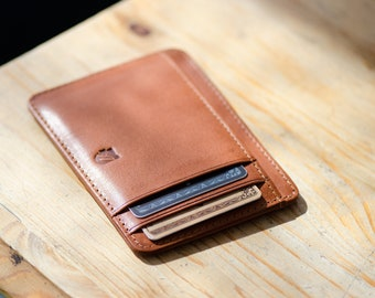 41fcffc03706 ID wallet | Front Pocket ID Wallet | Slim Wallet With Id Window | Mens  Leather Id Wallet | Id Card Holder | Small Id Wallet | RFID Id Wallet