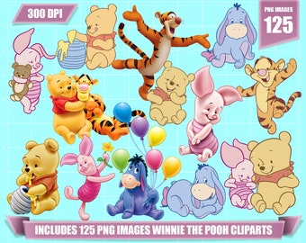 220ec43418 Winnie the pooh clipart 125 png images