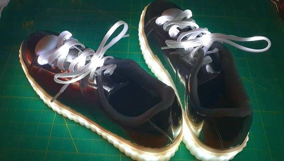 Up Shoes. USB Rechargeable lights. | Etsy