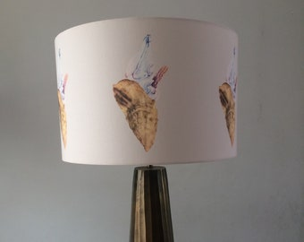 Oyster Lamp Etsy