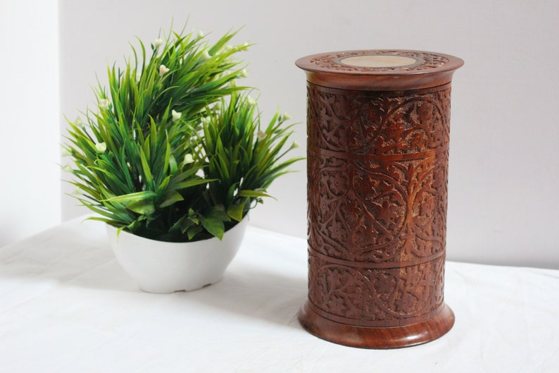 carving wooden urn cremation box wooden cremation urn urn for ashes carved boxes wooden urns wooden urns for human ashes