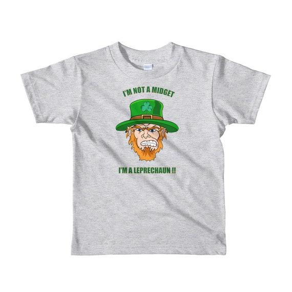 Leprechaun Coussin Irlandais St.Patrick/'s Jour Présent Drôle Lucky