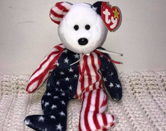 SPANGLE Beanie Baby collectible (Rare) ab54fe9af0