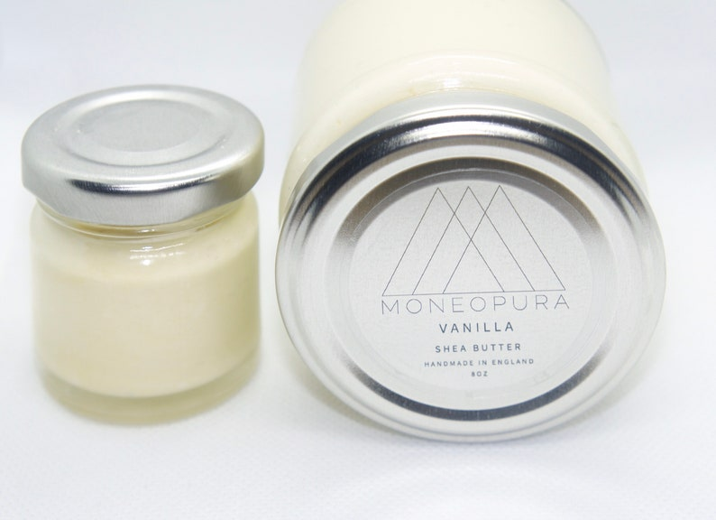 support black-owned business Moneopura Shea butter
