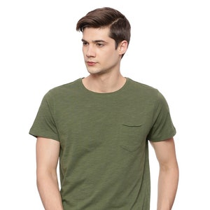 Tee size XS-5XL Yoga Tee Ethical 100/% Organic Cotton T-shirt Sustainable Celtic Triskele Eco Friendly Triskelion Tee