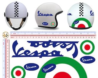 Schlüsselanhänger Flagge Tricolor Italien Auto Moto Piaggio