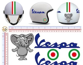 Italienische Flagge Vespa Etsy