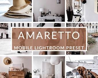 Mobile Lightroom Presets, Amaretto Preset, Blogger Presets, Instagram Presets, Photo Editing, Christmas Presets