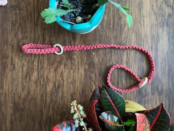 Macrame Yoga Mat Strap Single Strand Rope Etsy