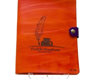 Special Dutch Pen Show edition A5 cover, limited and numbered, only 25 available