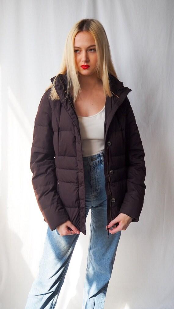 Vintage Tommy Hilfiger puffa jacket