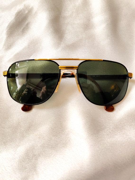 Vintage Safilo Elasta 80's Aviator sunglasses