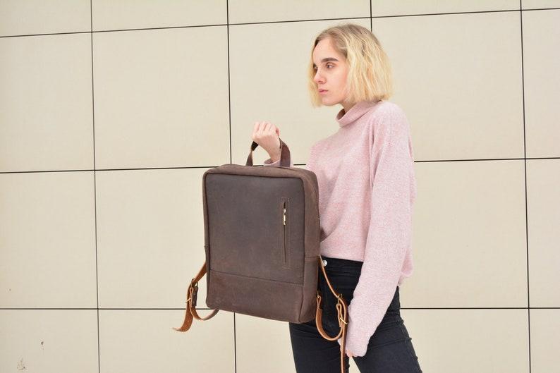 backpack women minimalist backpack college backpack school backpack laptop backpack laptop bag women leather laptop bag leather backpack