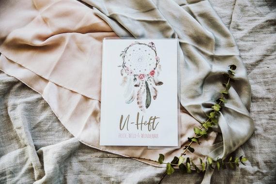 U-booklet sleeve